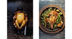 eastern shore roasted chicked